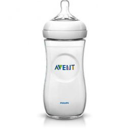 Avent Biberón Natural +3M 330ml