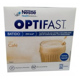 Optifast Cafe 12 Sobres x 53gr