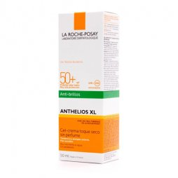 Anthelios XL Gel crema Toque Seco SPF50 50ml