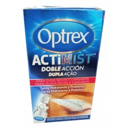 Optrex Actimist Doble Acción Spray Ojos Secos 10ml