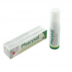 Pharysol Spray Dolor Garganta 30ml