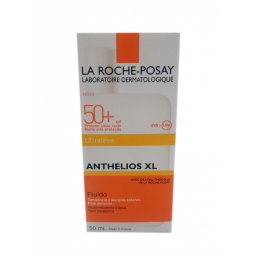 La Roche Anthelios XL Fluido ultra ligero SPF50+ 50ml