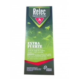 Relec Extra Fuerte-Repelente Insectos spray 75ml