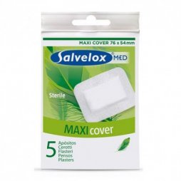 Salvelox Maxi Cover estéril 76X54mm