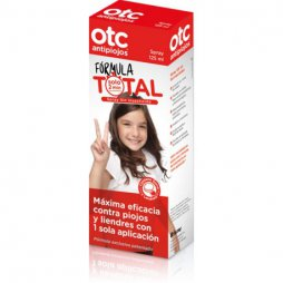 Otc Antipiojos Fórmula Total 125ml