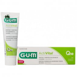 Gum Activital Gel Dentífrico 75ml
