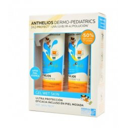 Anthelios Pack niños Wet Skin 2X250ml