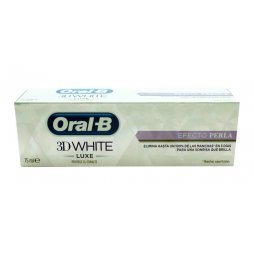 Oral B 3D White Luxe Perla 75ml