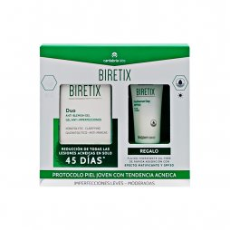 Biretix Pack Gel Anti-Imperfecciones 50ml+Gel Limpiador 150ml