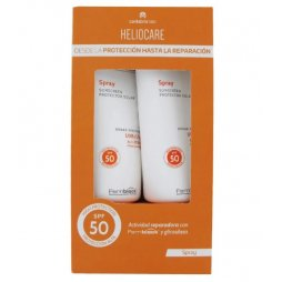 Heliocare Advanced Duplo Spray protector solar 2x200ml