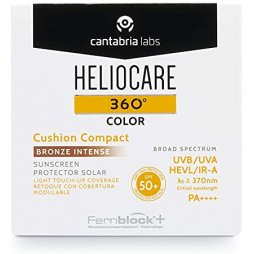 Heliocare 360 Cushion Compact Bronze Intense 15gr