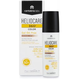 Heliocare 360 Color Bronze Intense 50ml