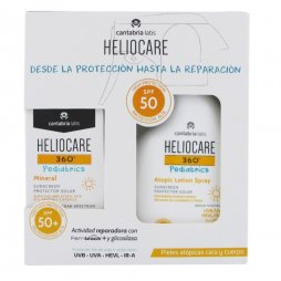 Heliocare 360º Pack Pediatrico Atopic
