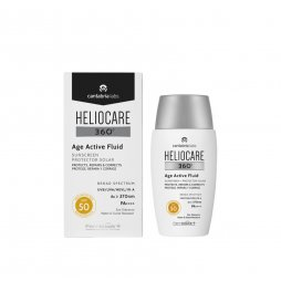 Heliocare 360º Age Active Fluid SPF50 50ml